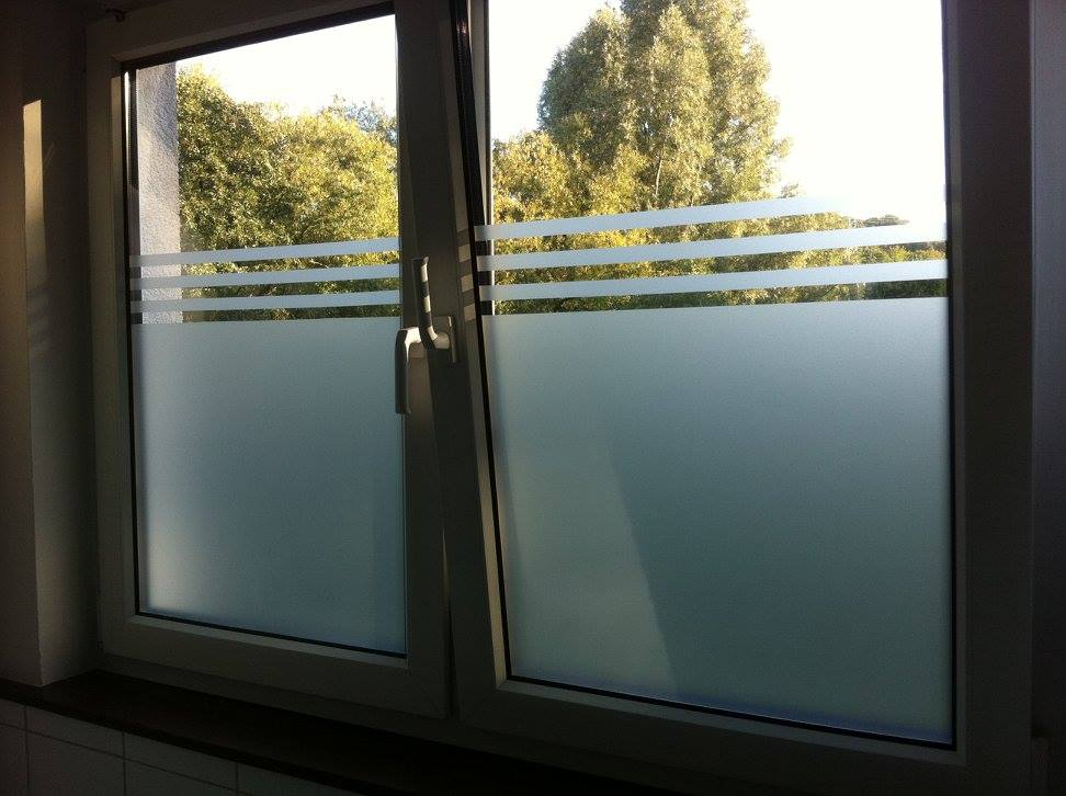 Fenster Folierung