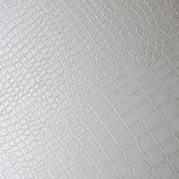 Moebelfolie Weiße Krokodil Haut