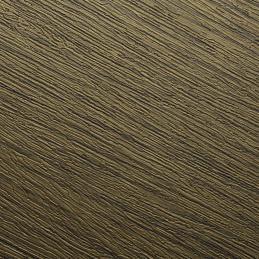 Moebelfolierung Wuerzburg Holzfaser mit Gold-Effekt