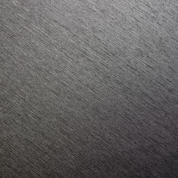 Moebelfolierung Wuerzburg Weich gebuerstetes dunkles Silber