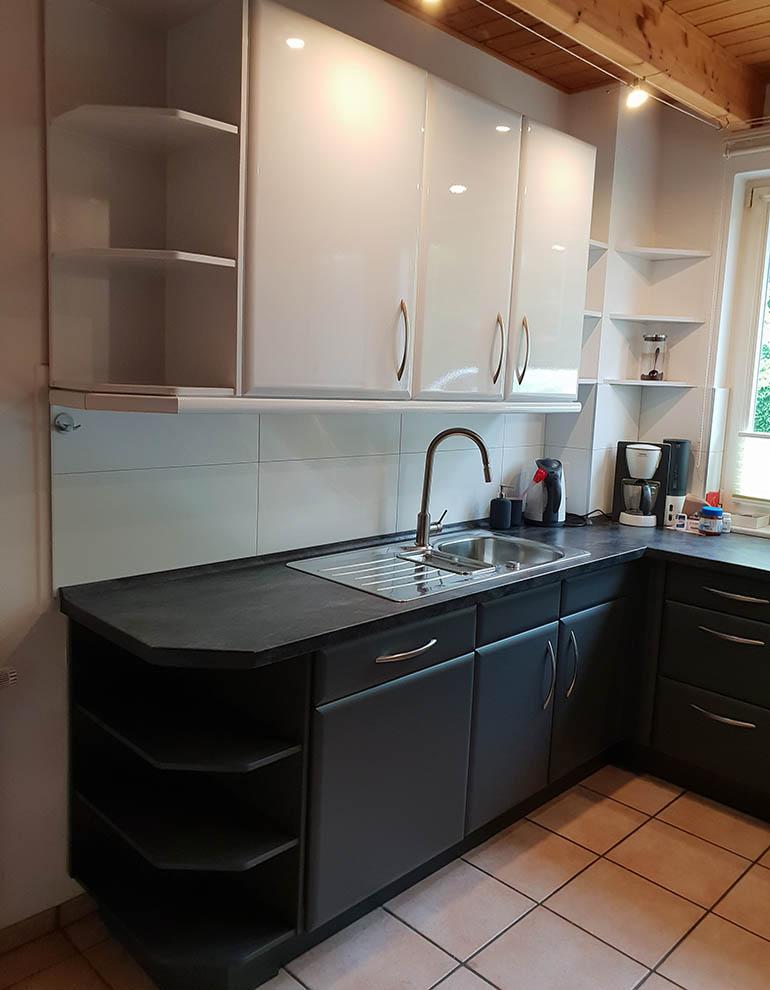 Küchenfolierung Folien Solution